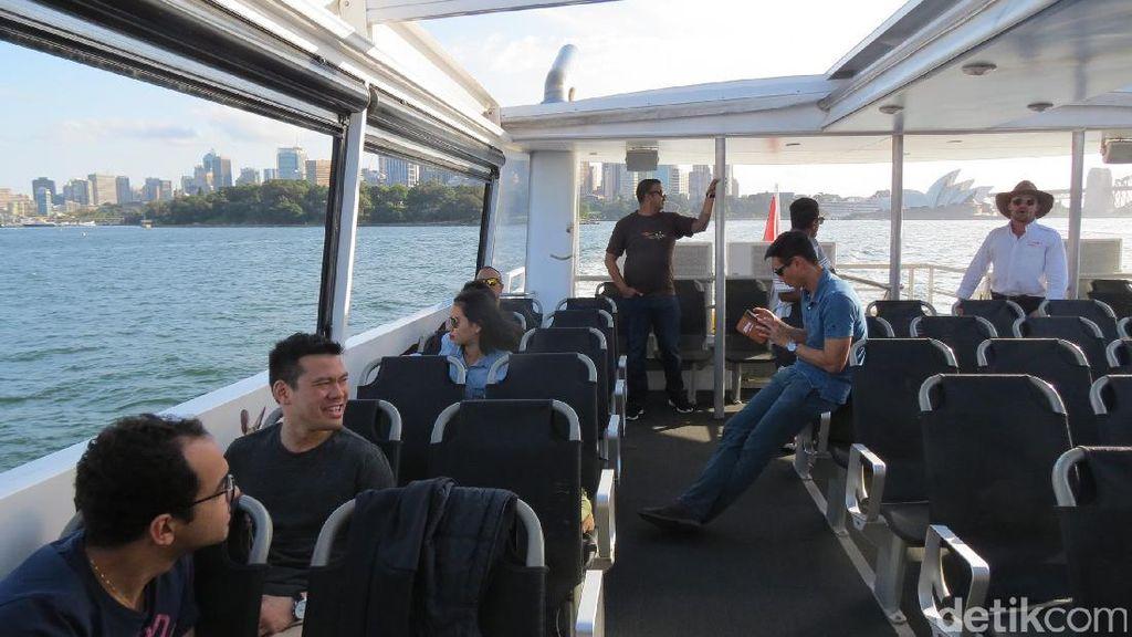 Keliling Sydney Tapi Naik Cruise, Bisa!