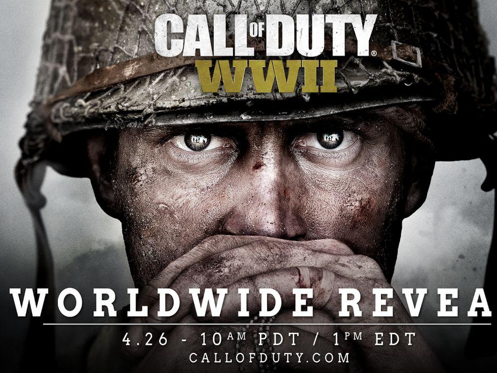 Call of Duty Siap Balik Lagi ke Perang Jadul
