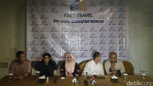 First Travel Minta Jemaah Tambah Rp 2,5 Juta untuk Sewa Pesawat