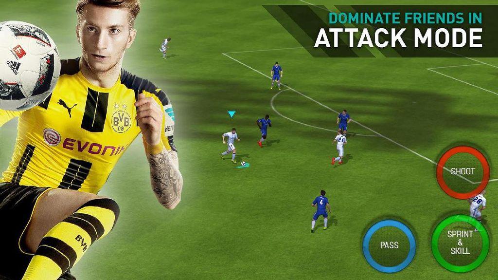 Sembari Menunggu El Clasico, Yuk Main Game Bola Ini
