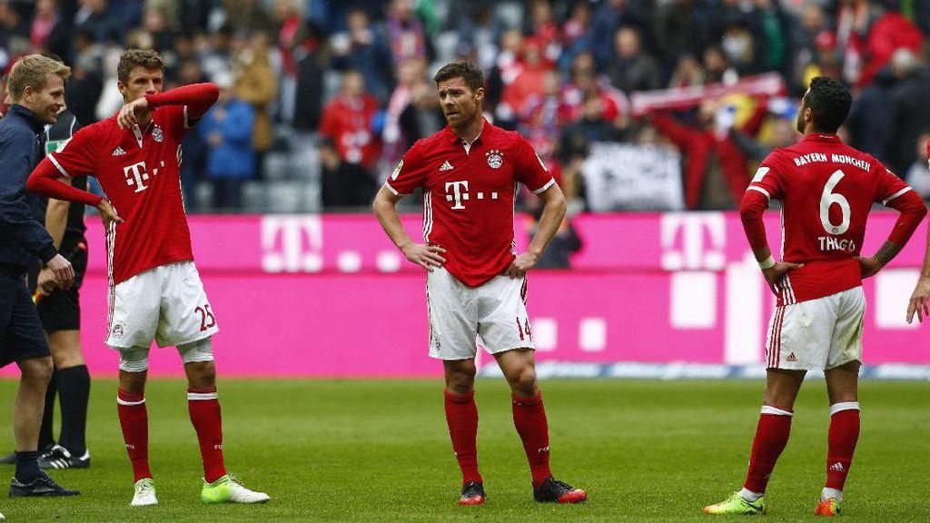 Bayern Ditahan Mainz 2-2