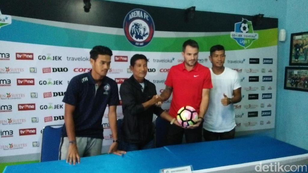 Gonzales Absen, Bhayangkara FC Lega