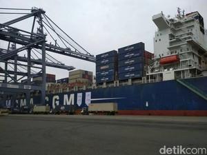 Kesiapan Tanjung Priok Jelang Diserbu Kapal Raksasa