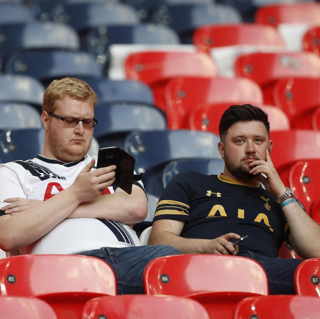 Wembley Masih Belum Bersahabat untuk Spurs