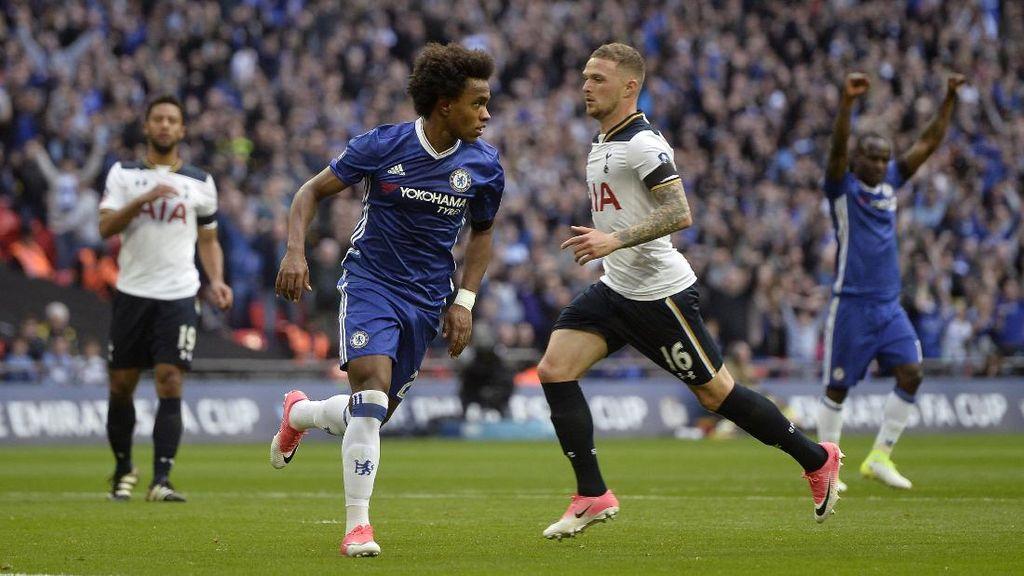 Angka Tujuh di Balik Kemenangan Chelsea atas Spurs
