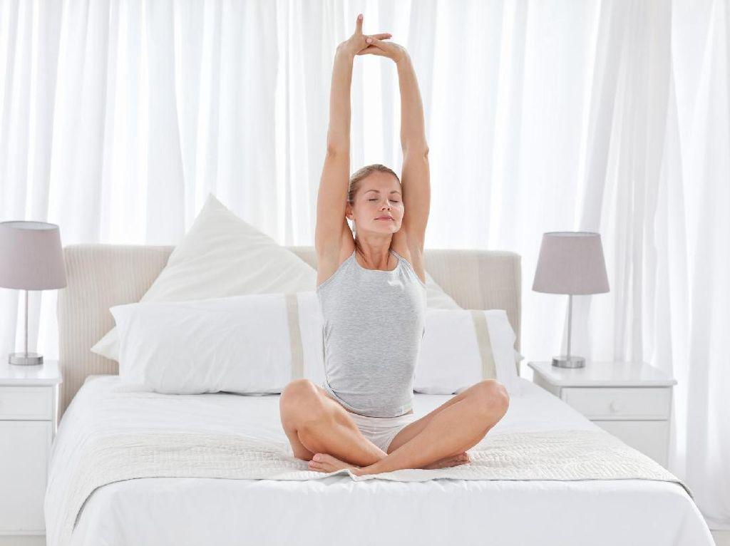 Setelah Bangun Tidur Jangan Lupa Stretching! Ini Manfaatnya