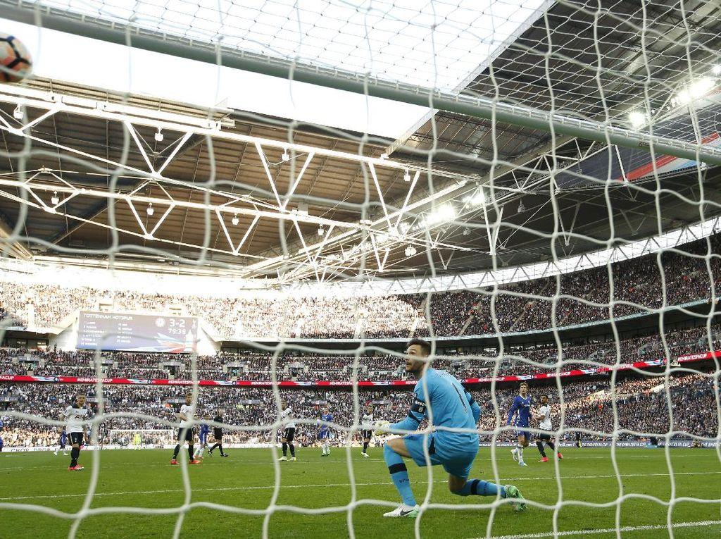 Gol ke Gawang Spurs Bukan yang Terbaik untuk Matic
