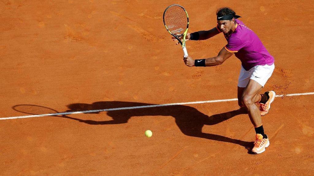 Kalahkan Goffin, Nadal Melaju ke Final