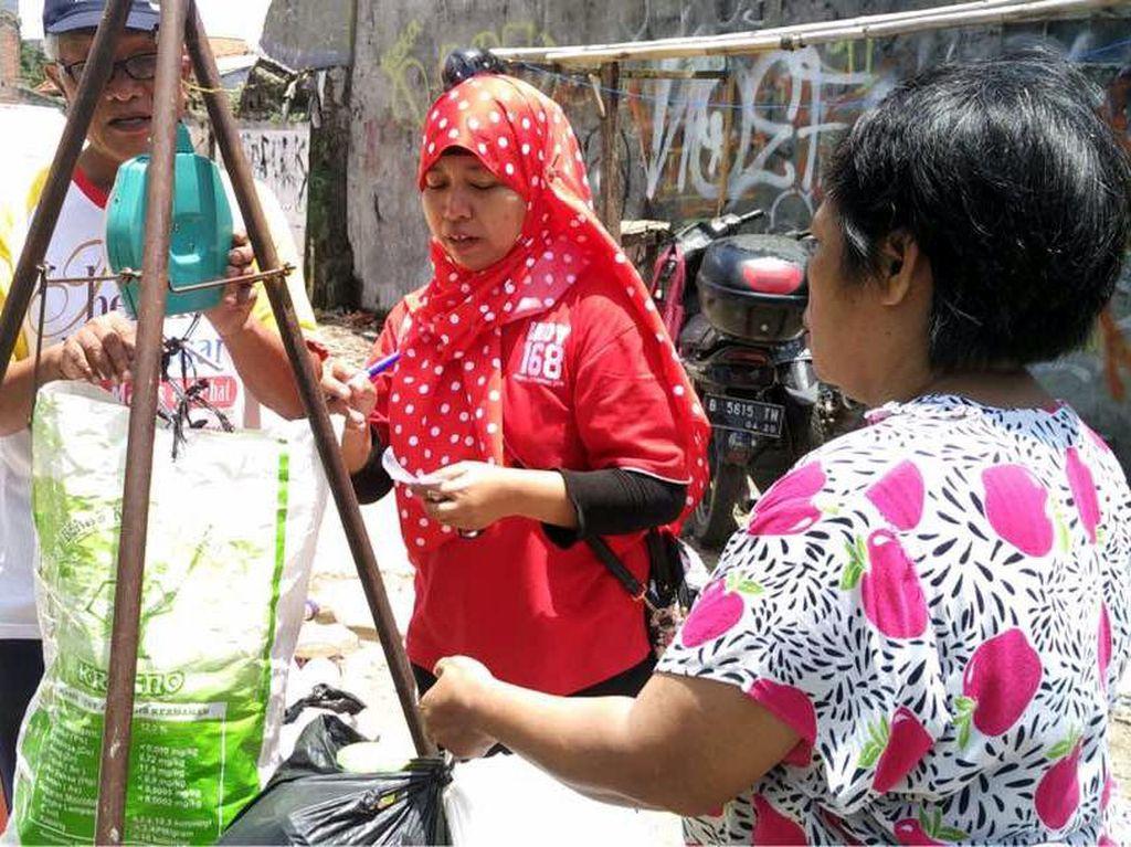 Pemprov DKI Jakarta Ingin Bangun Bank Sampah di Tiap RW