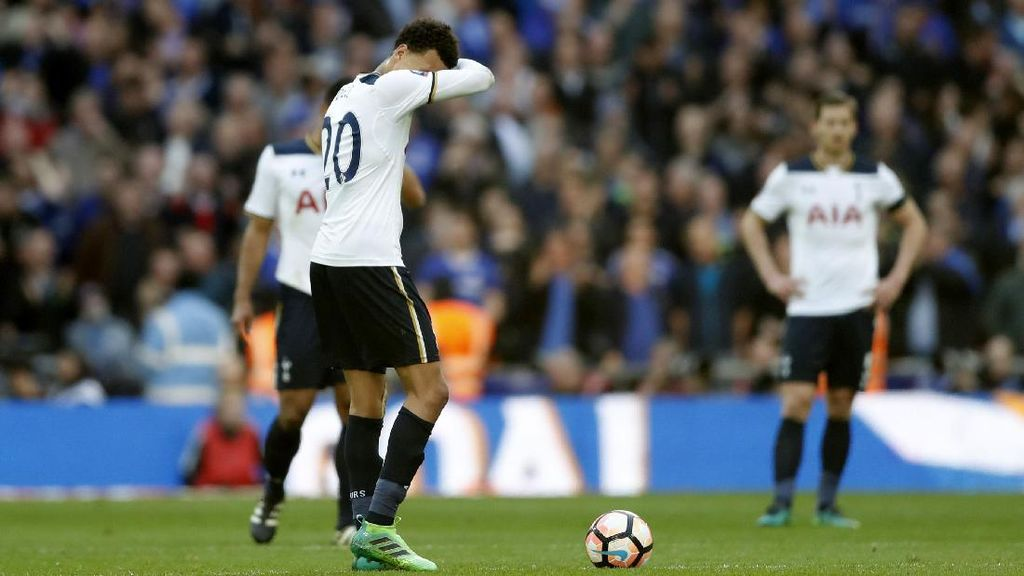 Conte Anggap Tersingkir dari Piala FA Menguntungkan Spurs