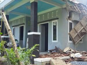 52 Rumah di Tasikmalaya Rusak Akibat Gempa 5,4 SR