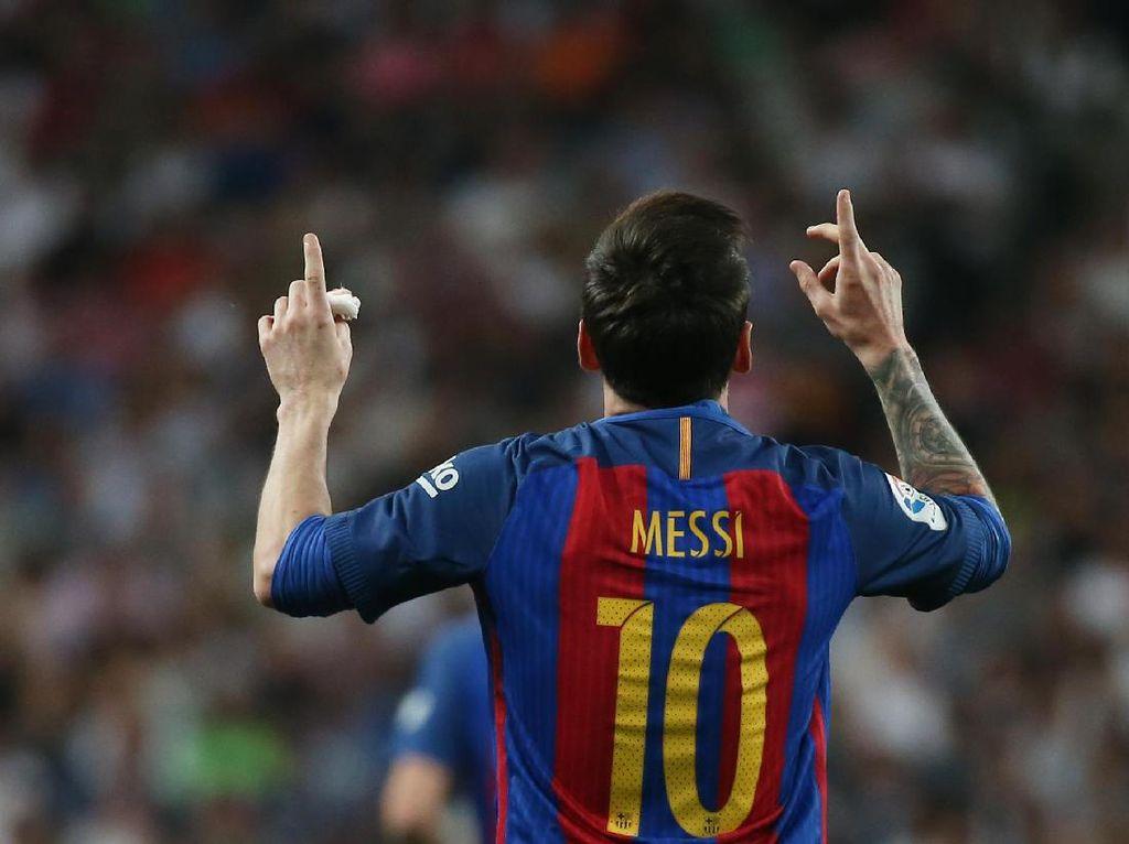 Penampilan-penampilan Terbaik Messi di El Clasico