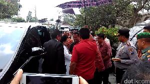 Jelang Ramadan, Megawati Ziarah ke Makam Bung Karno
