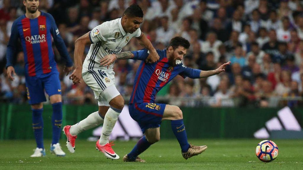 Madrid Sedang Sulit Menangi El Clasico di Bernabeu