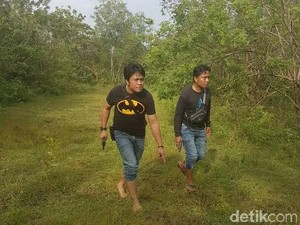 Cerita Polisi Saat Penangkapan Salman Tahanan Polsek Tambaksari