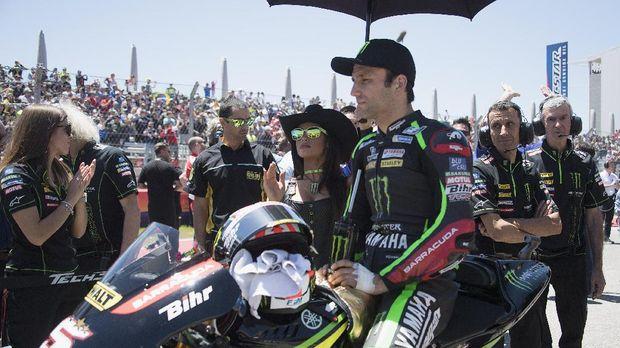 Johann Zarco berambisi menggantikan Valentino Rossi di Yamaha.