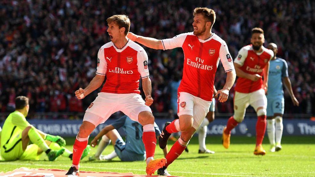 Arsenal Ingin Menangi Piala FA untuk Wenger