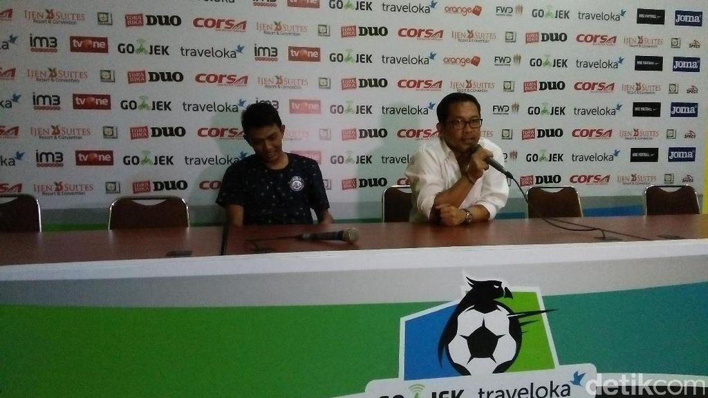 Tanggapi Komentar Pelatih Bhayangkara FC, Aji Santoso: Kalah Ya Kalah
