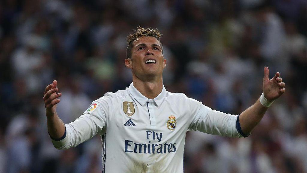 Malam Kelabu Ronaldo