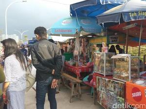 Kios untuk PKL di Kalijodo Cuma 50, Pedagang: Sedikit Banget!