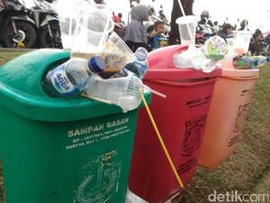 Jumlah Tempat Sampah di Kalijodo Masih Kurang