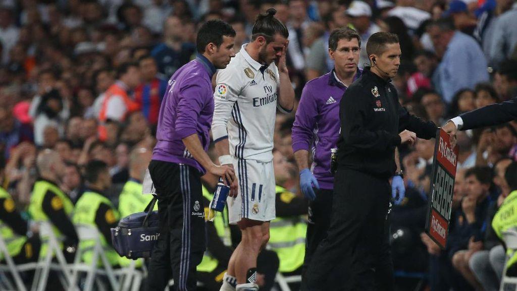 Zidane Tak Menyesal Mainkan Bale di El Clasico