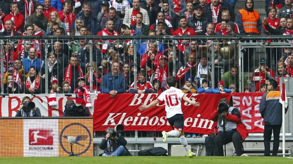 Catatan Spesial Bojan Usai Jebol Gawang Bayern