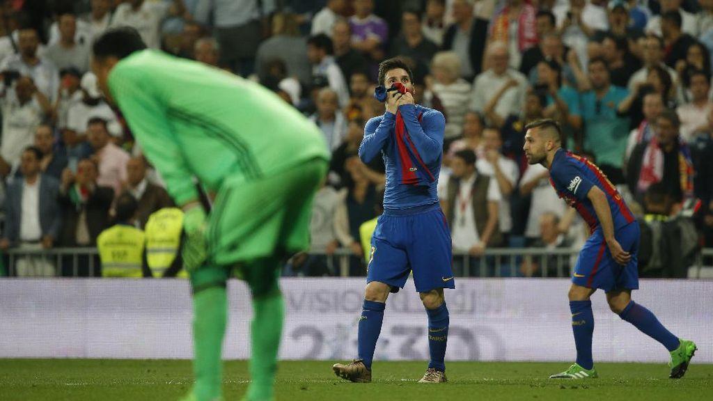 Bahkan Saat Makan Malam di Rumah, Messi Tetap Penting untuk Barca