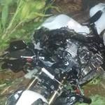 Terjatuh dan Tabrak Separator, Pengendara Suzuki Hayabusa Tewas
