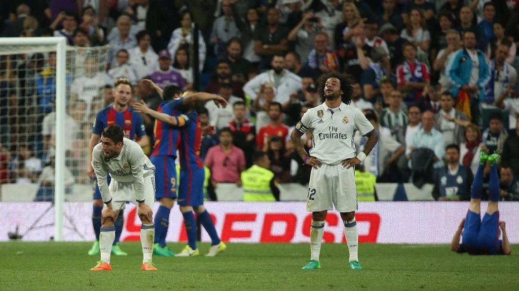 Marcelo Mengaku Bertanggung Jawab atas Gol Kemenangan Barca