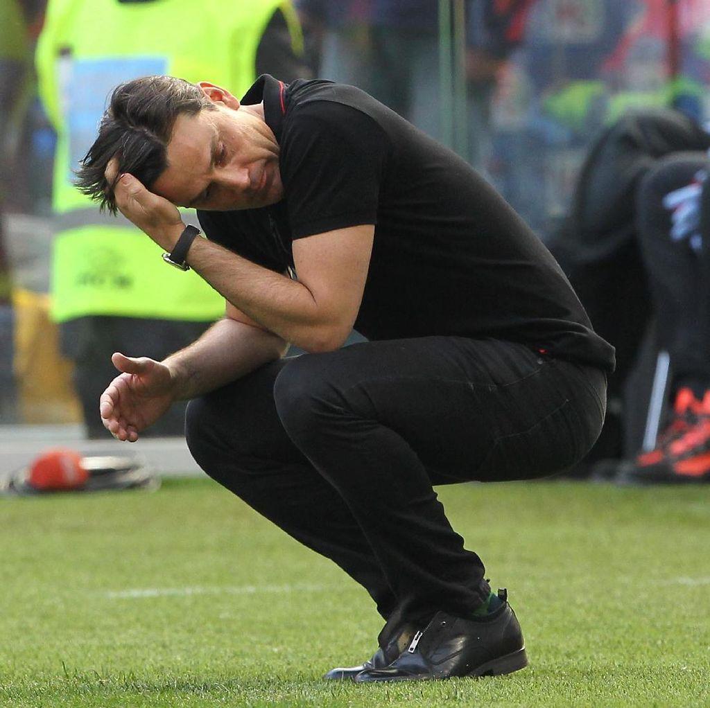 Montella: Tetap Semangat, Milan!