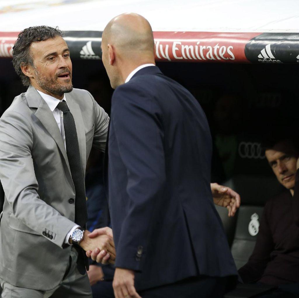 Menang Lagi di Bernabeu, Enrique Samai Guardiola