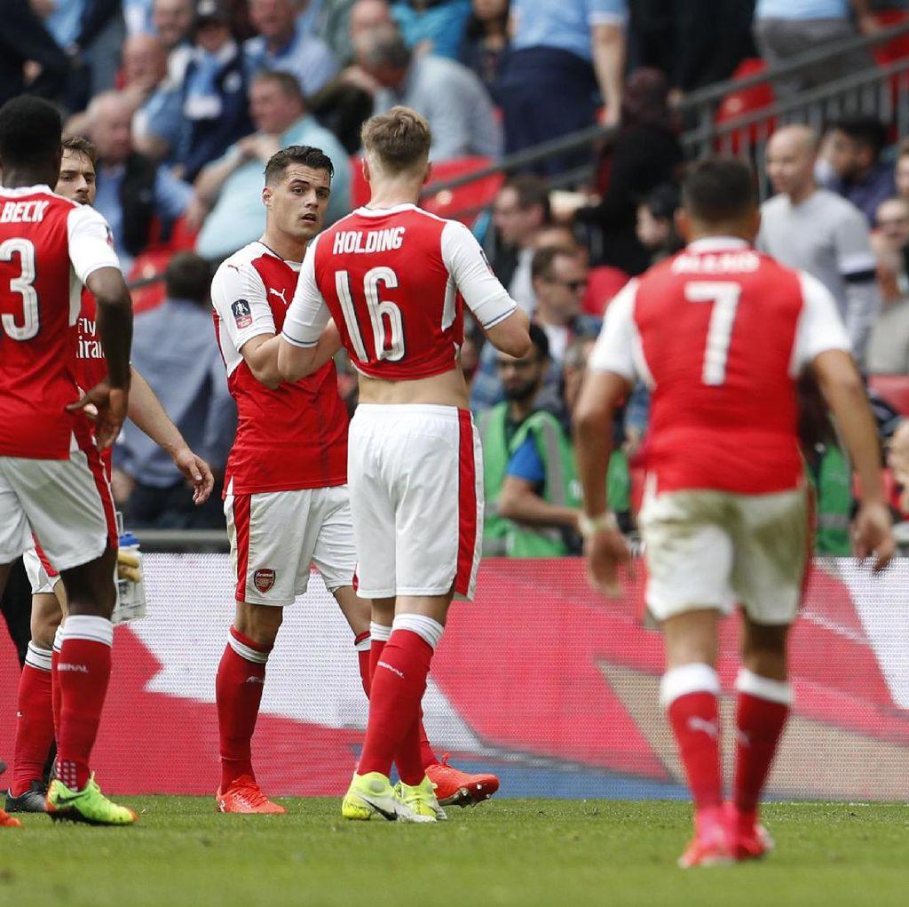 Arsenal Wajib Menangi Piala FA untuk Wenger