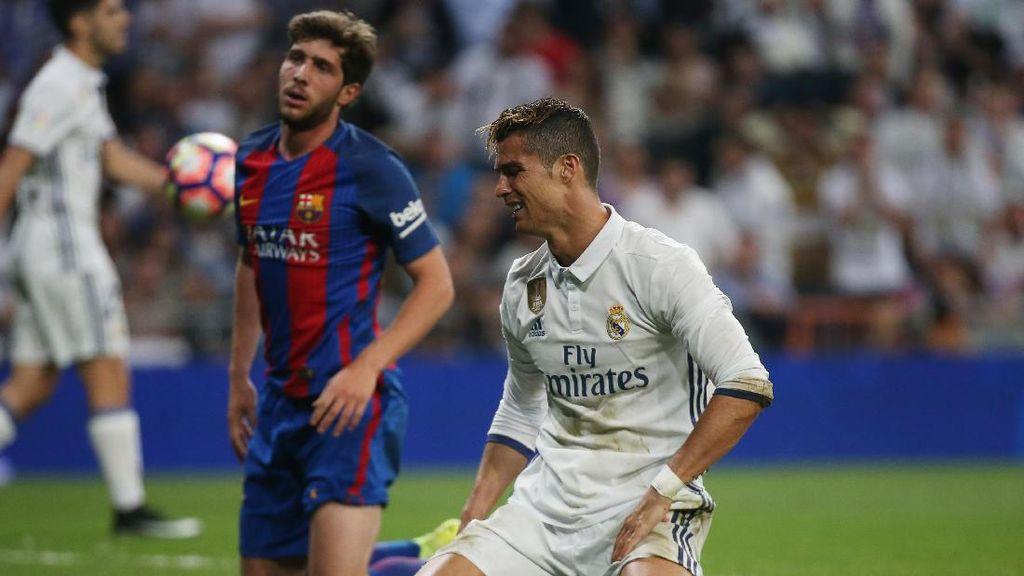 Menuju Final La Liga: Barca Enteng, Madrid Berat