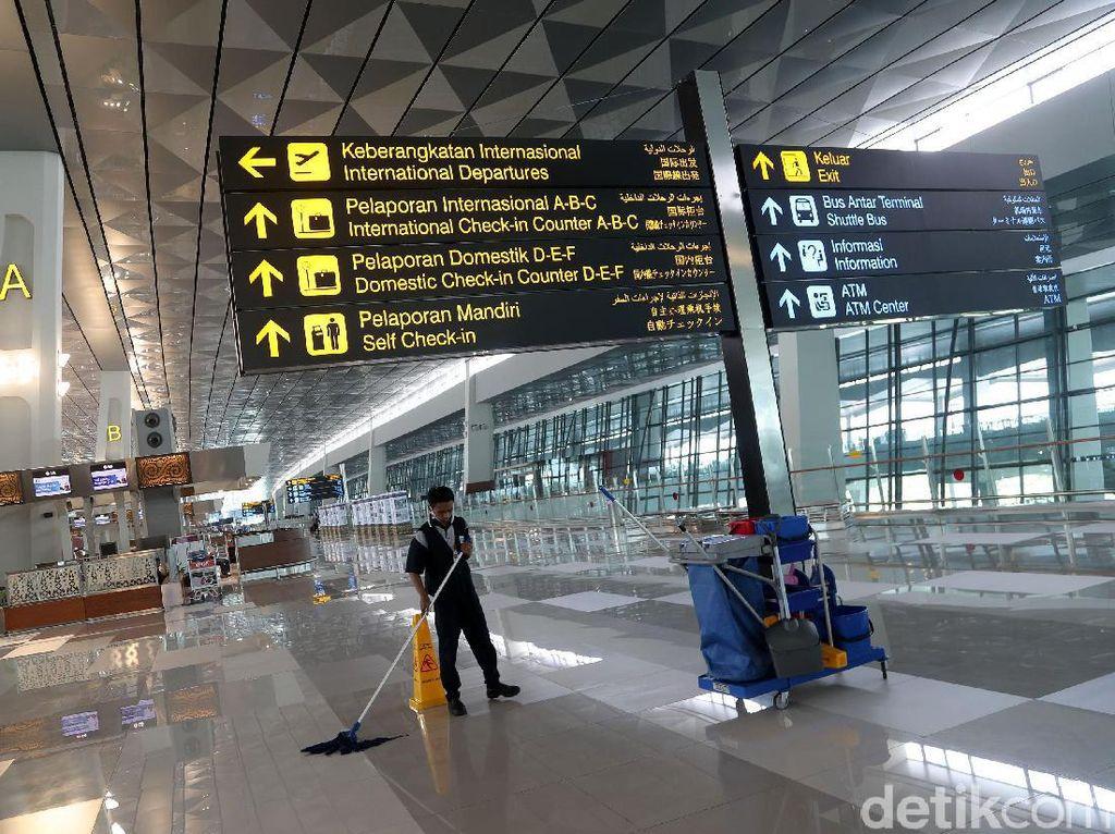 Karyawan BUMN Khawatir Asing Masuk di Holding BUMN Penerbangan