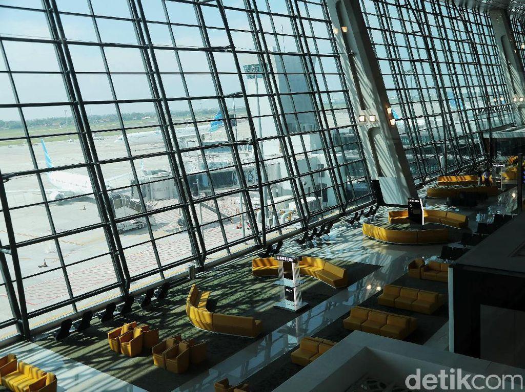 Jokowi Target Pembangunan Terminal 4 Soetta Rampung 2022, Bisa?