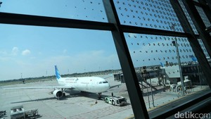 Ini Fasilitas Penerbangan Internasional Garuda di Terminal 3 Ultimate