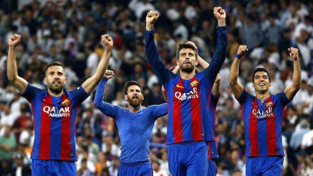 Misi Barcelona: Konsisten Sampai Akhir