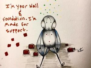 Seniman Ini Atasi Masalah Skizofrenia Lewat Menggambar