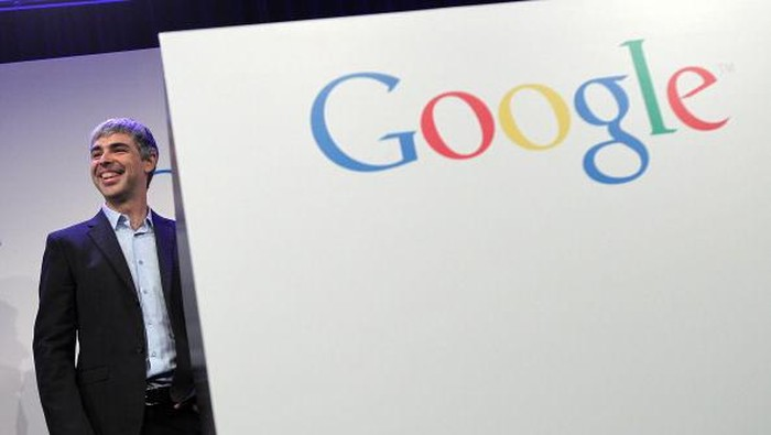 Di mana gerangan Larry Page si pendiri Google? (Foto: Getty Images)