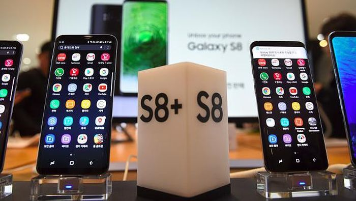 Galaxy S8. Foto: Getty Images