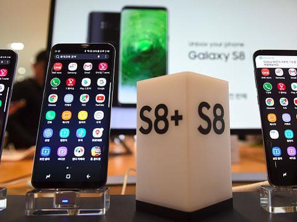 Galaxy S8 bakal Kebagian Fitur Bokeh ala Kamera Ganda