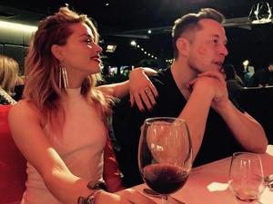 Amber Heard dan Elon Musk Berencana Segera Menikah