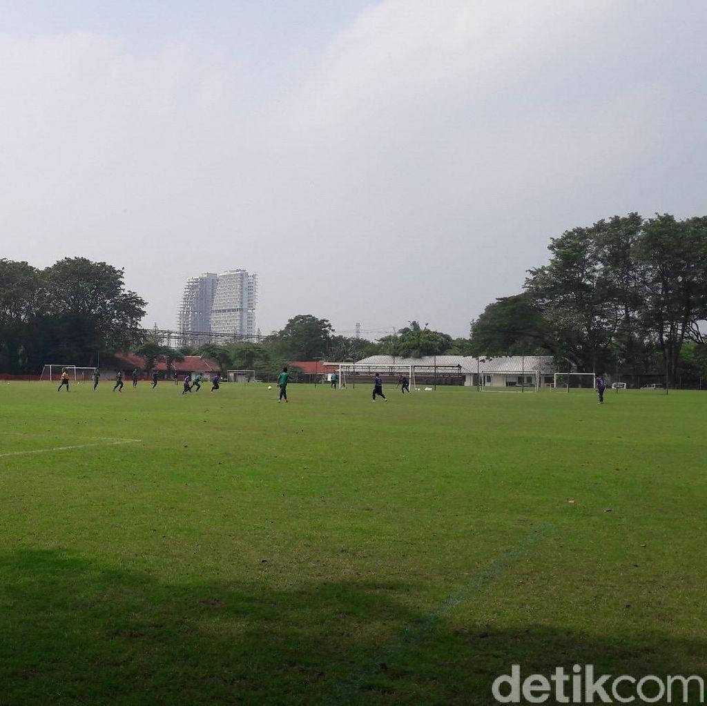 Timnas U-22 Menang 2-1 di Laga Ujicoba Lawan Persita