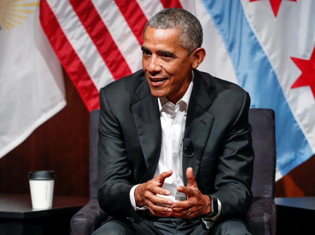 Cerita Sinergi Diaspora Indonesia untuk Undang Obama Berpidato