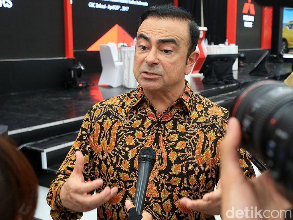 Sepak Terjang Carlos Ghosn di Otomotif