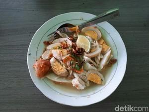 Icip-icip Lezatnya Soto Banjar Asli di Banjarmasin