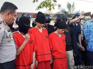 Polisi Tangkap 3 Orang Pelaku Tawuran di Johar Baru