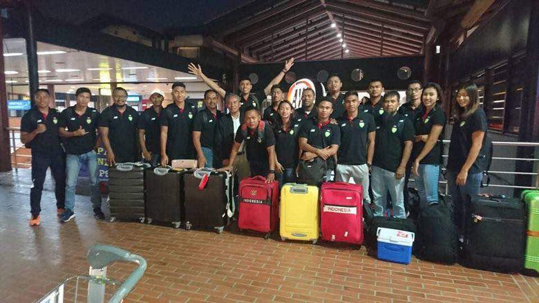 Pemanasan ke SEA Games 2017, Atletik Jajal Singapura Terbuka
