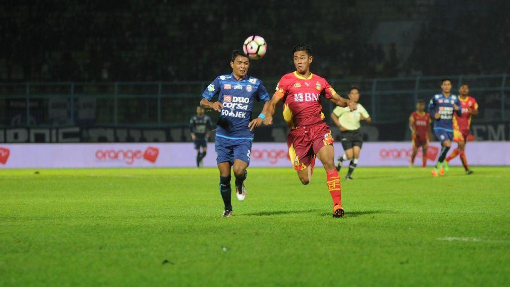 Lupakan Kekalahan dari Arema FC, Bhayangkara Berfokus Vs PS TNI